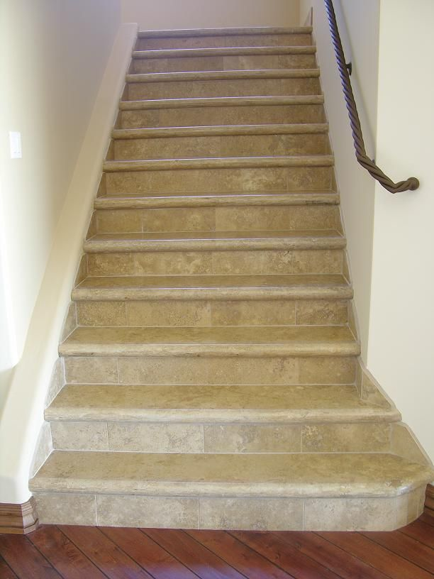 Beautiful Authentic Durango Stone™ Stair Treads. See More At  Www.durangostone.com