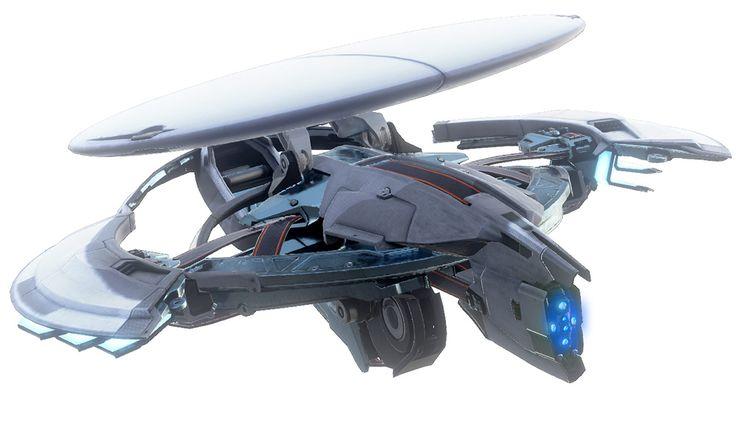 ISA Surveillance Drone  - Killzone shadow fall (Guerrilla Games