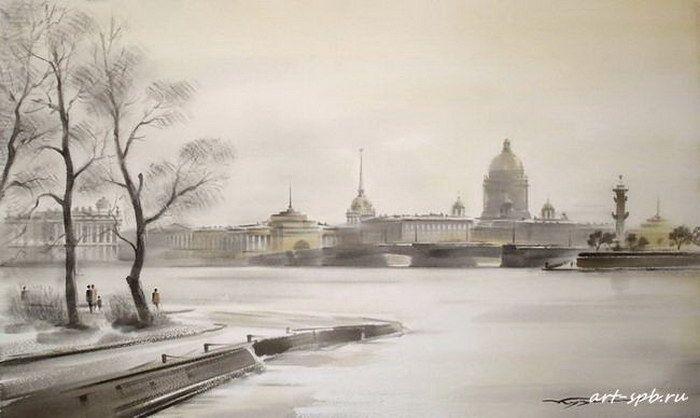 Панорамы Петербурга