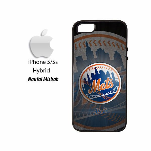 New York Mets iPhone 5/5s HYBRID Case Cover