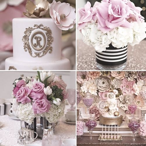 Take a look at Platinum Candy Buffet directly from the Quinceanera.com App |