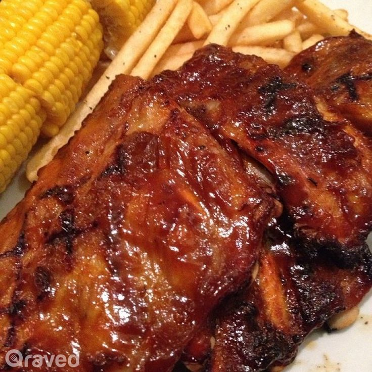 The Original Baby Back Ribs at Tony Roma's Thamrin