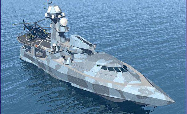 Sea Magic 53 Fast Attack Craft Ships Pinterest Crafts