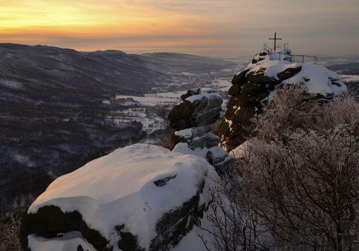 Jizerské hory - Frýdlantské cimbuří (foto: Roman Grebeníček)