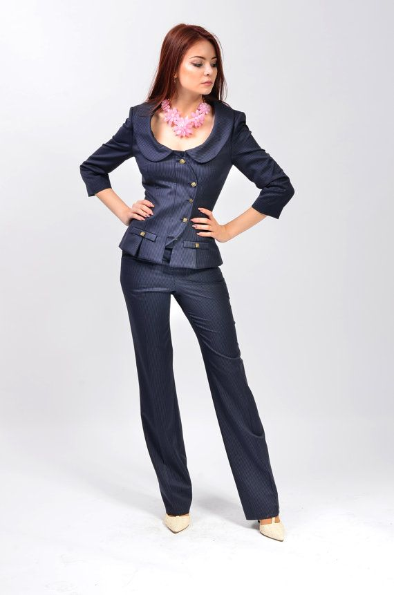 Henrietta is an elegant, romantic jacket wearable at formal official dinners and meetings. Very comfortable fit with lining.  Available colors: Black,