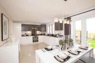 Fore Meadows New Homes Development by Taylor Wimpey