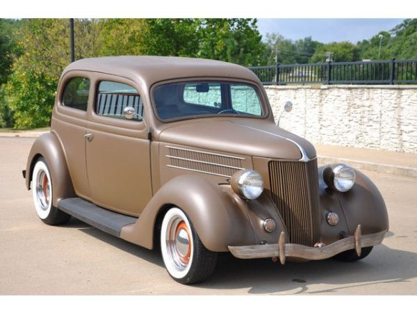 17 images about ford 1935 1936 on pinterest auction for 1936 ford 2 door slant back