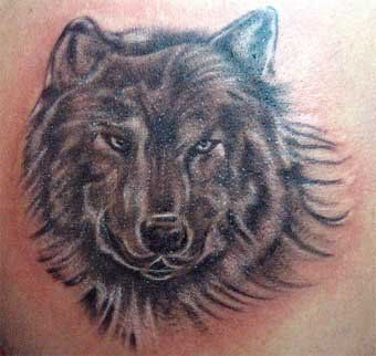 Another inspiration for the Dire Wolf tats