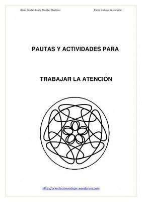 PAUTAS Y ACTIVIDADES PARA TRABAJAR LA ATENCION_01