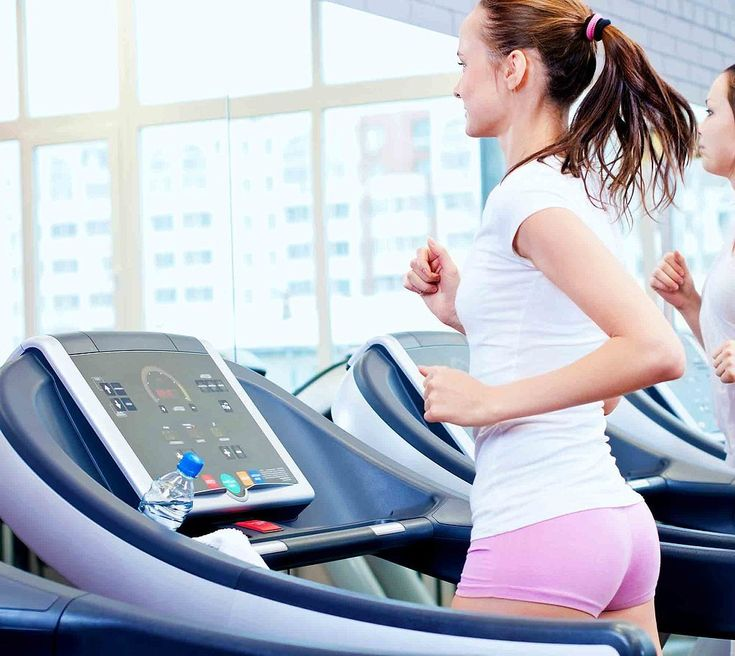 Work that booty! You can tone your butt and hamstrings will burning tons of calories with this treadmill workout.