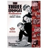 The Three Stooges Collection, Vol. 1: 1934-1936 (DVD)By Moe Howard