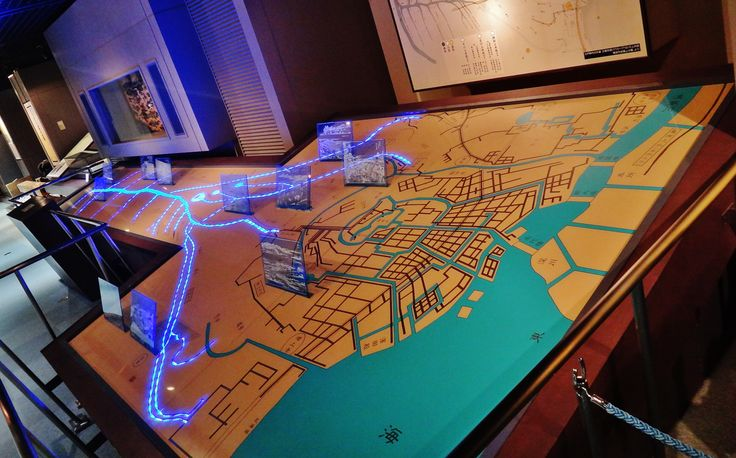 """Underground rivers and streams course below the surface of Tokyo, making fascinating walking paths all across the city. The Tokyo Files is mapping  pedestrian paths and """"green roads"""" th…"""