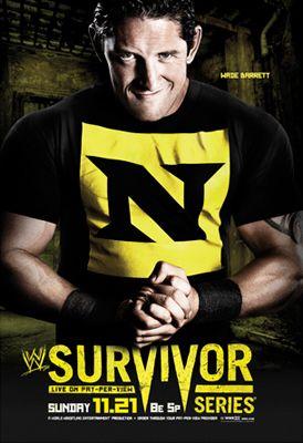 Survivor Series 24 (2010)
