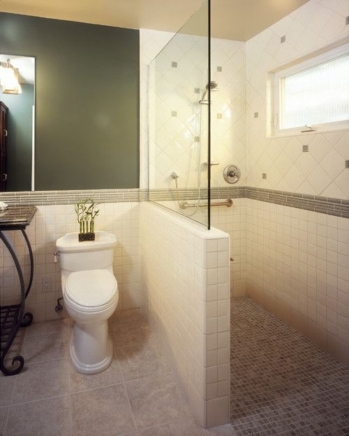 17 Best Images About Bathroom Ideas On Pinterest Traditional Bathroom Walk In Shower Designs