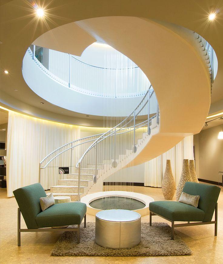 spa design lobby google search risers spa design