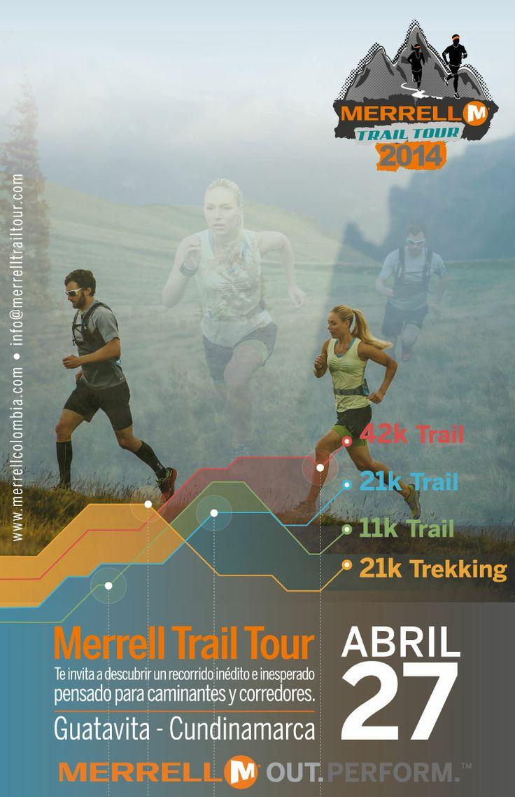 merrell trail tour
