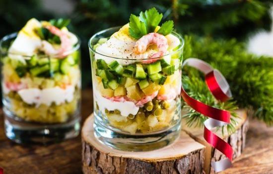 Рецепт салата оливье со свежим огурцом и колбасой, секреты выбора