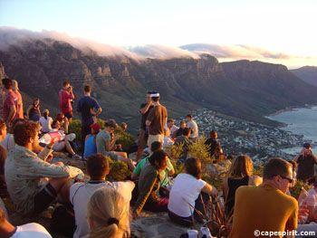 Climb Lion's Head, Cape Town