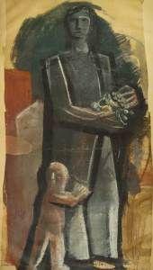 Mario Sironi. Painting