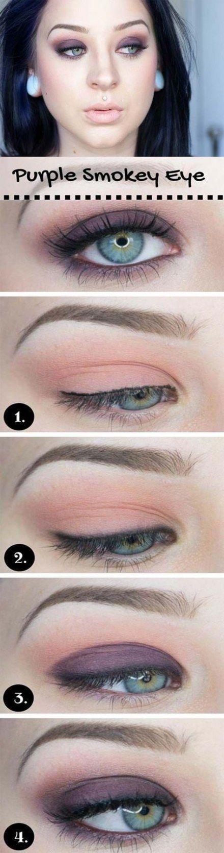 45 Trendige Ideen Make-up Blaue Augen Blondes Haar Rote Lippen Blasse Haut  #Woc…