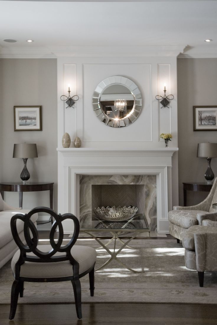 Custom built fireplace designs are more found in traditional houses as they were…