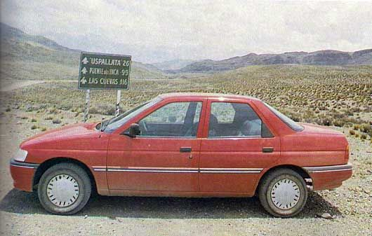 Ford Orion GLX 1.8