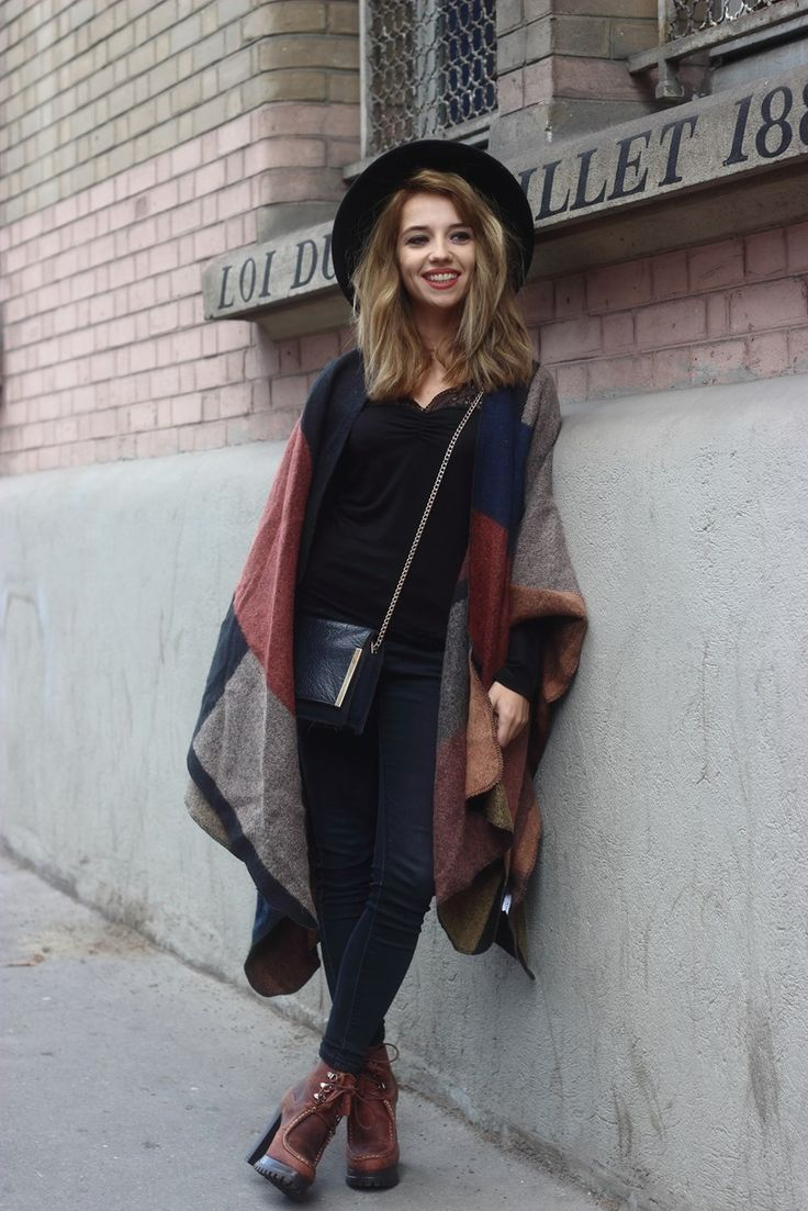 Look rock femme chic fashion designs - Look hipster femme ...