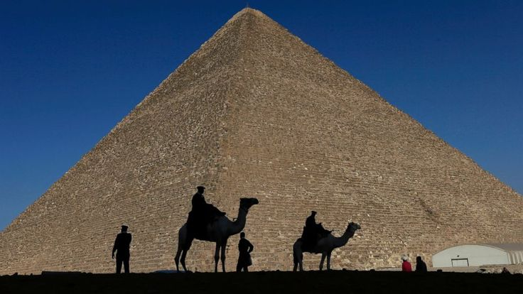 Scientists say they have found a hidden chamber in Egypt's Great Pyramid of Giza, in what would be the first such discovery in the structure since the 19th century and one likely to spark a new surge of interest in the pharaohs. In an article published in the journal Nature on Thursday, an...