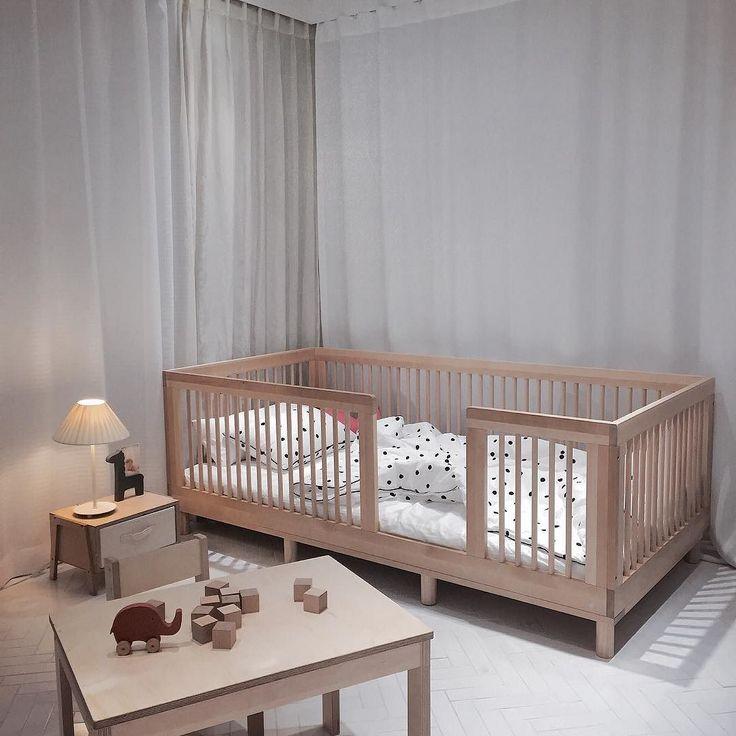 #lovley !!울회사 출산장려.. 벌써 내 아기방 #인테리어 다했다 #baby#interior#homedecor#furniture#design #soyoo2#쏘유2#토들러침대 by mik_choi