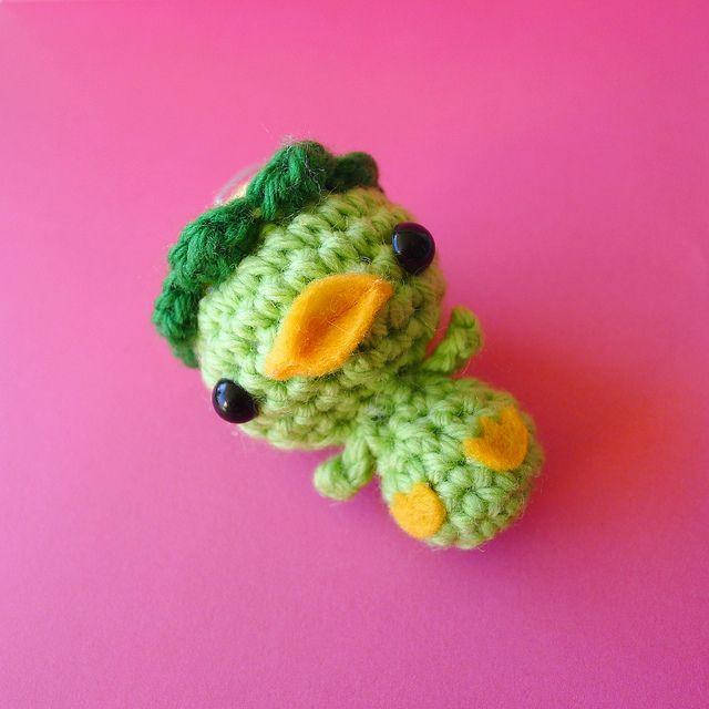 Amigurumi Cupcake Keychain : 17 Best images about Amigurumi Keychains on Pinterest ...