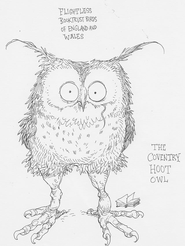 with the hooting of the owl essay When you hear an owl hooting, hoot back stay under a tree and avoid open  fields you want to be able to see the owl before it sees you and.