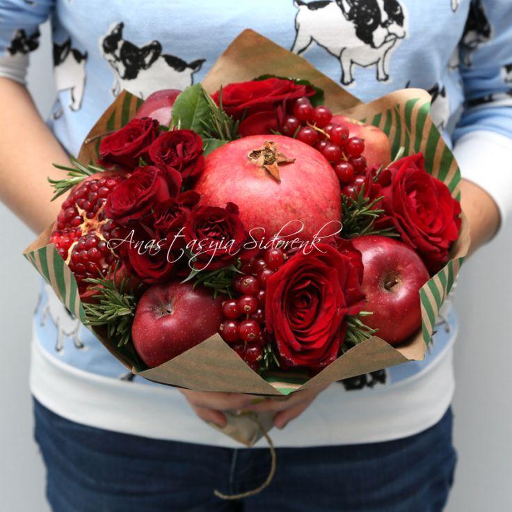 Gallery.ru / Фото #30 - Букеты из фруктов - AnastasiyaSidorenko