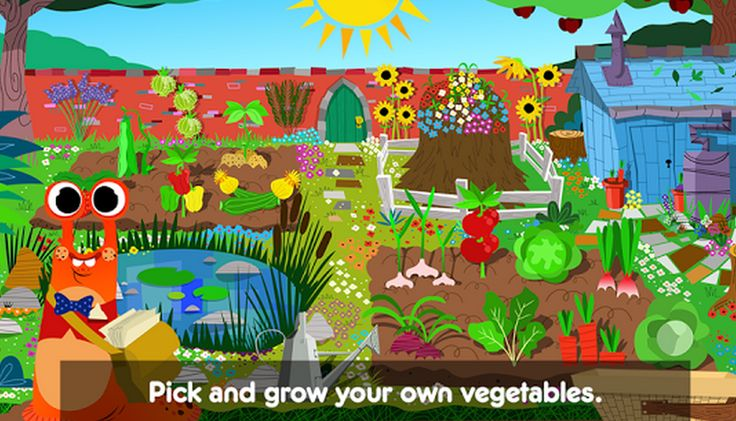 Henri's Cooking Adventures app will immerse your children in nature and food, learning and laughing all the way! :) Download now at the App Store and Google Play...  #apps #cooking #kids