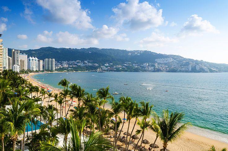 Acapulco resort.