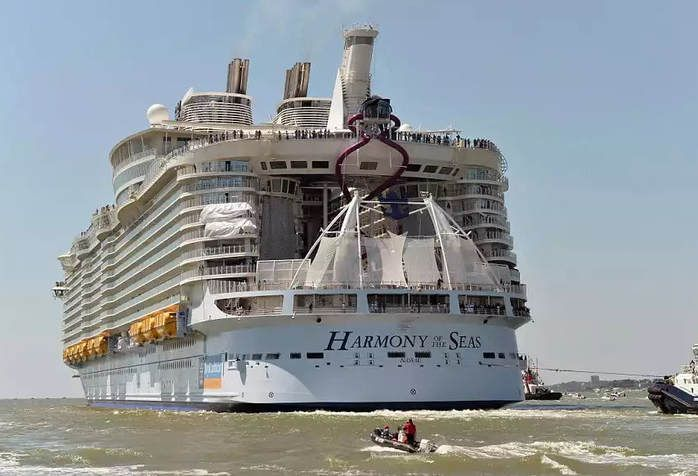 O Maior Barco Do Mundo Barcos Mar