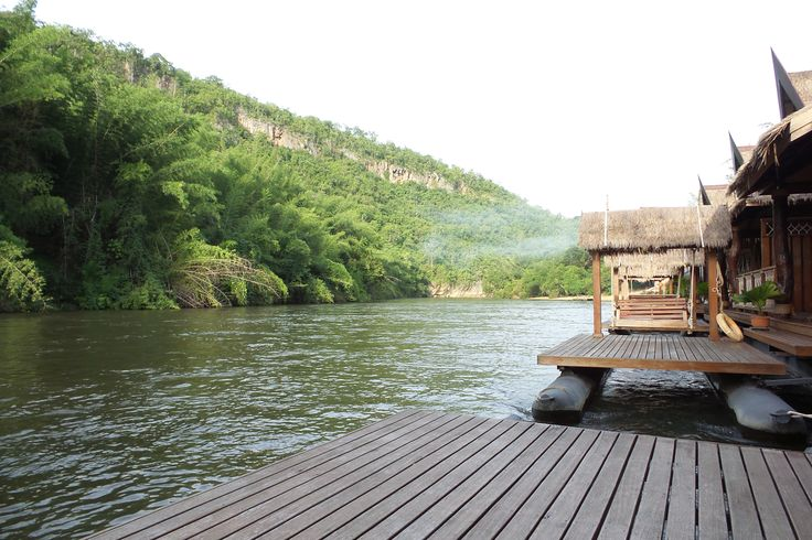 The FloatHouse River Kwai Resort, River Kwai, Thailand