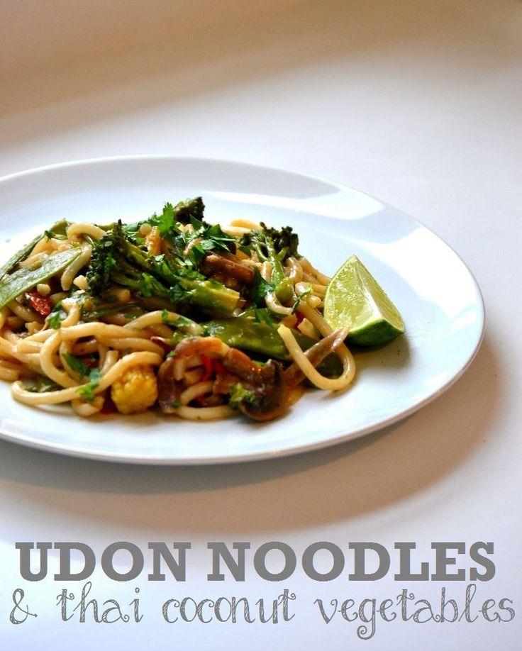 how to make udon noodles stir fry