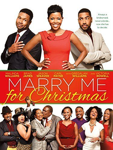 Home for Christmas, single ad agency owner Marci (Malinda Williams) fakes having a fiance to deflect mounting family pressure to get married.