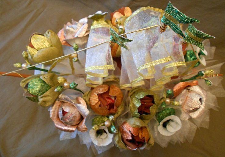 Букеты из конфет фото, Москва | Комарова Жанна Алексеевна