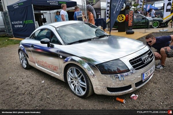 Audi TT at Worthersee 2013 (photo: Fourtitude.com)