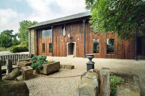Harthill hall Barn