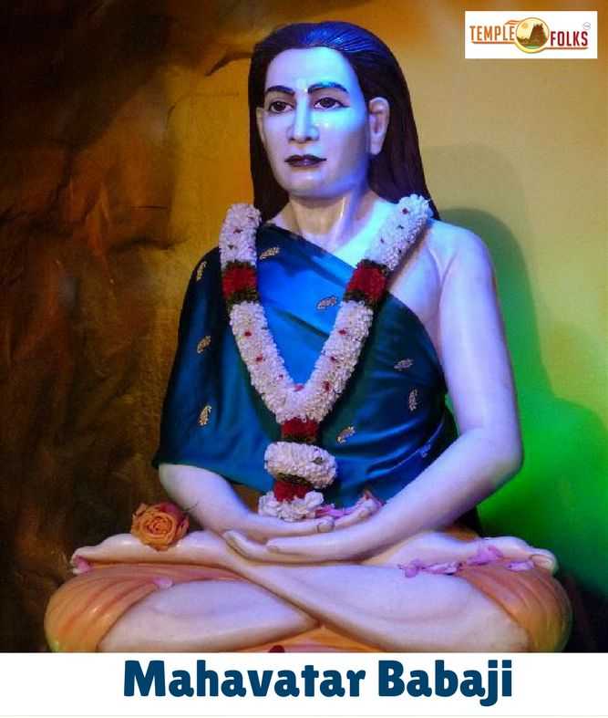 Today is the birth anniversary of Mahavatar Babaji. He is an Indian saint and yogi and the name Mahavatar Babaji is given by Lahri Mahasaya and several of his disciples. According to the book 18 Siddha Kriya Yoga tradition, Babaji was a disciple of Bogar and his real name is Nagarajan and he was born in Parangipettai village, Cuddalore district, Tamil nadu.  #MahavatarBabaji #Babaji #18SiddhaKriyaYogaTradition #Bogar