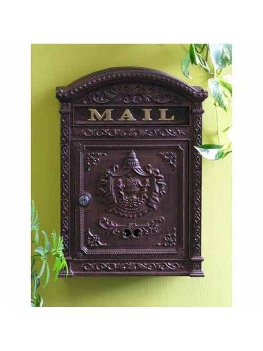 121 best boites lettres originales images on pinterest letter boxes mail boxes and originals. Black Bedroom Furniture Sets. Home Design Ideas