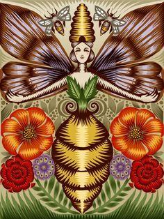 Bee Godess