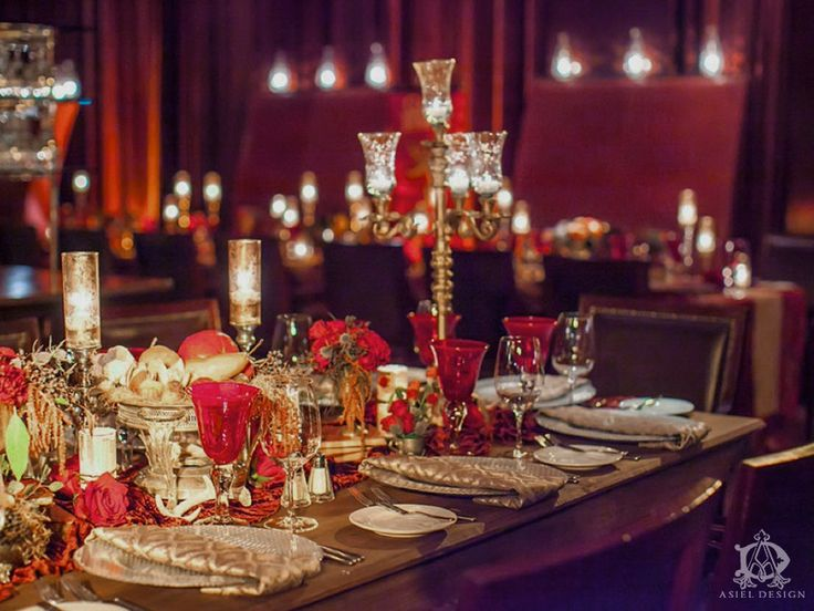 Game Of Thrones Harvest Fall Wedding Feast