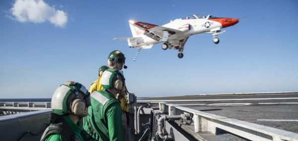 L-3 Communications is receiving a $173 million contract for depot level maintenance, logistics and engineering for testing of the T-45…