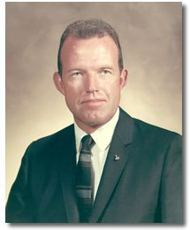 Leroy Gordon Cooper (NASA Photo S64-31847). The loss of Neil reminds me of how much I miss Gordo's spirit.