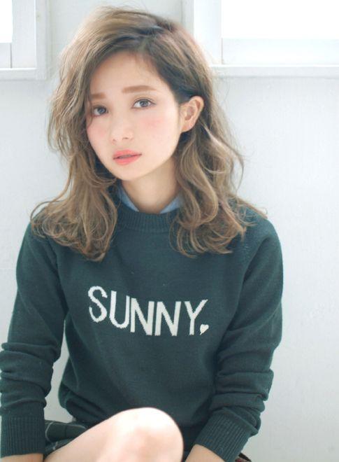 大人アンニュイミディ 【CARE shinsaibashi】 http://beautynavi.woman.excite.co.jp/salon/21395?pint ≪ #mediumhair #mediumstyle #mediumhairstyle #hairstyle・ミディアム・ヘアスタイル・髪形・髪型≫