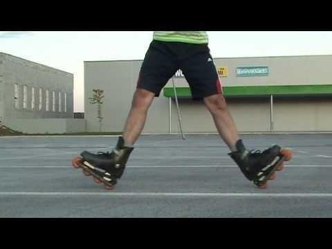 Slovenska Bistrica Rolanje FREESTYLE rollerblade-osnove