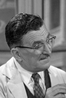 Howard McNear Picture  Character actor, most known from The Andy Griffith Show